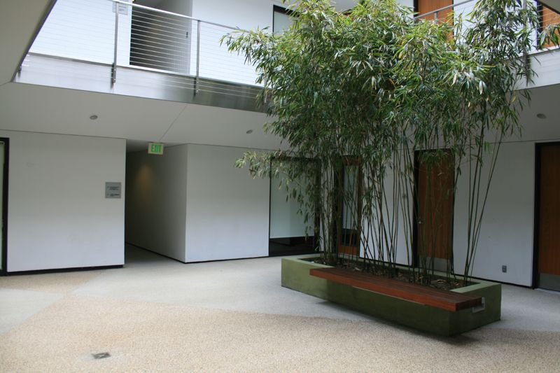 10. Interior Courtyard