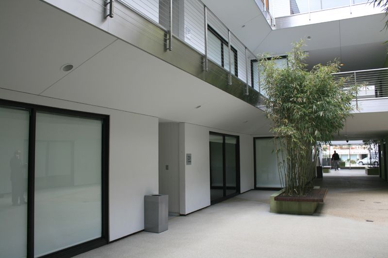 11. Interior Courtyard