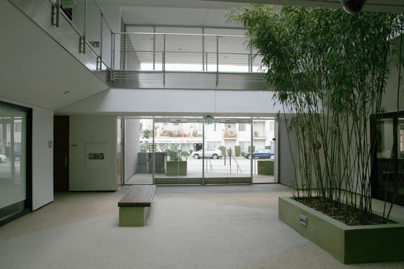 7. Interior Courtyard