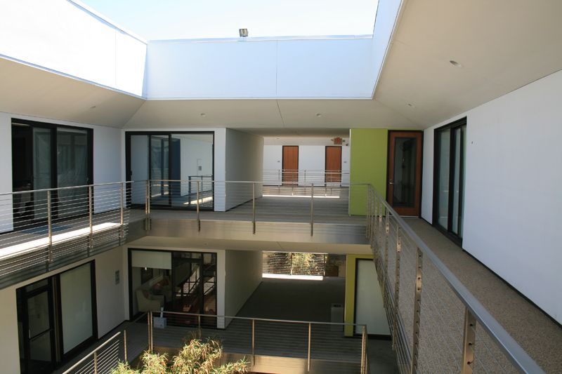 20. Interior Courtyard