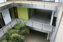 16. Interior Courtyard