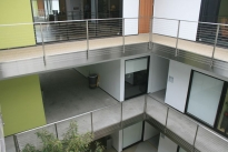 14. Interior Courtyard