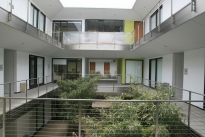 17. Interior Courtyard