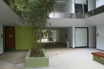 6. Interior Courtyard