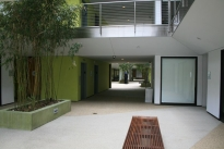 5. Interior Courtyard