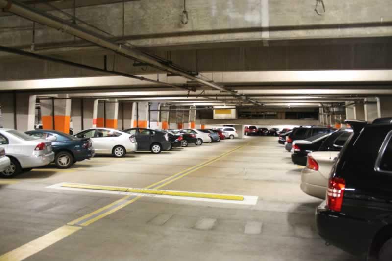 101. Parking Garage
