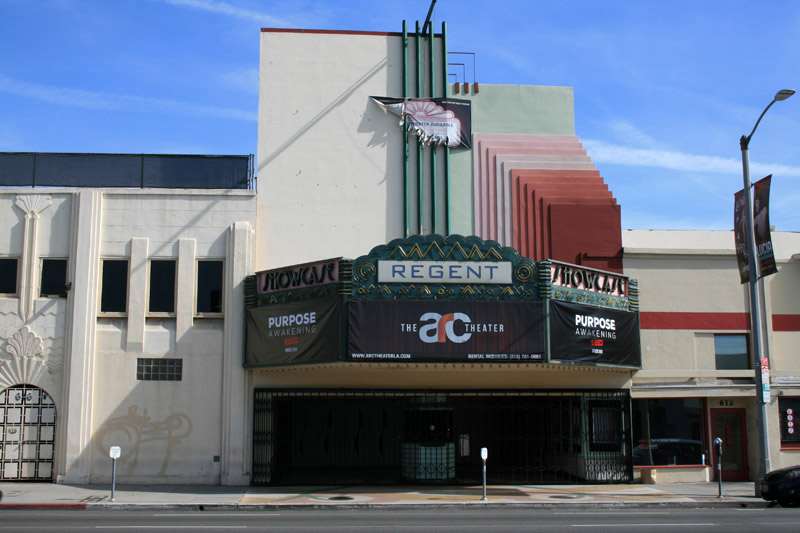 Regent Showcase Theater
