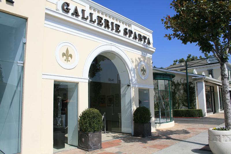 Gallerie Sparta