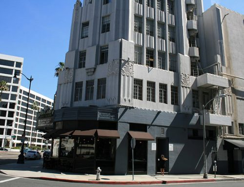 Looking for an office building or other type of filming location?