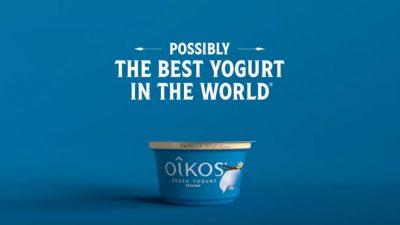Oikos Greek Yogurt Commercial